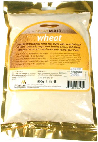 Spraymalt Wheat